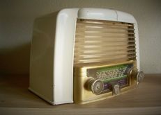 Radiola tube radio type RA 262 U from 1952