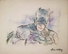 "Emma Wildfang - Original Artwork ""Batman"" - (2017)"