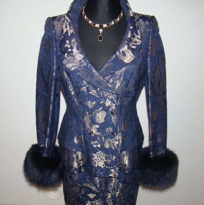 Escada Couture The Most Expensive Collection Eu 38 Women S Suit