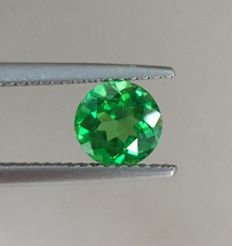 Tsavorite: Green - 1.13 ct