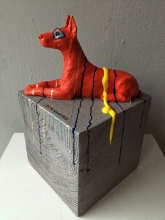 Maeianne Bey  - Red Dog