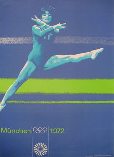 Max Mühlberger - Olympiade München - 1972