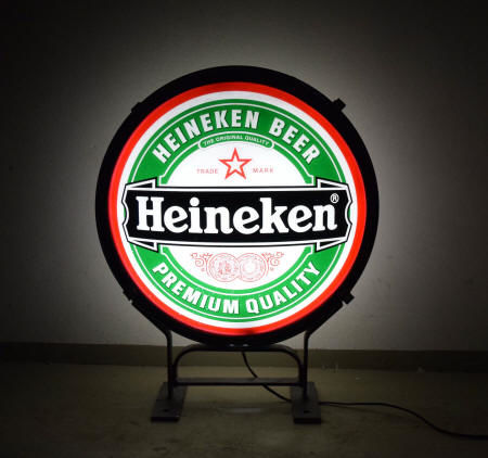 New Heineken neon sign for outside or other