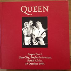 QUEEN Super Bowl, Sun City, Boputhatswana, South Africa, 19 October 1984