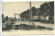 The Netherlands, very old postcards, 1898-1905, 55x