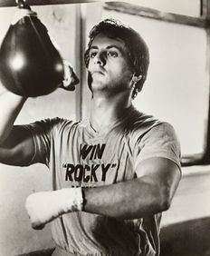 Unknown - Sylvester Stallone, 'Rocky / Rocky II', 1976/77