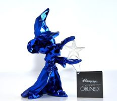Richard Orlinski - Sculpture - Mickey, The Sorcerer's Apprentice (2017)