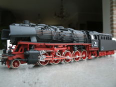 Roco H0 - 04126A - Steam locomotive with tender Series BR 43 of the DB