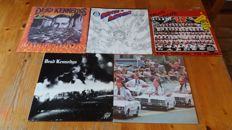 Dead Kennedys lot of 5 albums