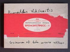 Rimaldas Viksraitis - Grimaces of the Weary Village, photographs 1976-2006 Selected by Martin Parr - 2010