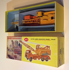 Dinky Supertoys 972 - 20-Ton Lorry-Mounted Crane 'Coles'