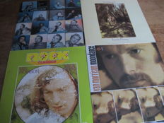 Nice Lot with 7 Albums (one Double) of the Great Van Morrisson & Them