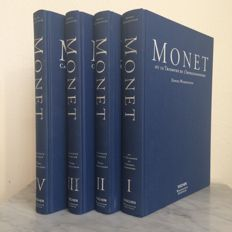 Daniel Wildenstein - Monet catalogue raisonné - 1996