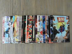 Astro City Volume 1 #1-6 and Astro City Volume 2 #1-22 plus 1/2, Both Complete Sets - 29x sc - (1995-2000)