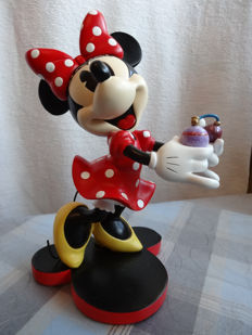 "Disney - Statuette, Enesco A27029 - Disney Enchanting Collection - ""Date with Minnie"" (2014)"
