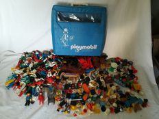 Big Collection Very Old Playbig and Playmobil