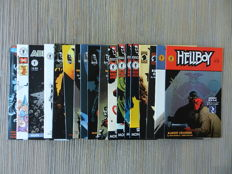 Collection of Hellboy Comics - Limited Series and One-Shots - All Complete - 18x sc (1994-1999)