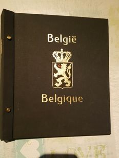 Belgium 1999/2005 - Collection of stamps in DAVO album