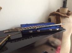 Gemeinhardt Flute ca 1960 made in Germany
