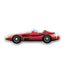 SL - Wall Scale Model Halmo Collection Maserati 250 F