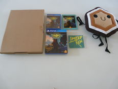 Broken Age Limited Run - Just for the fan Box - Playstation 4 + Playstation Vita