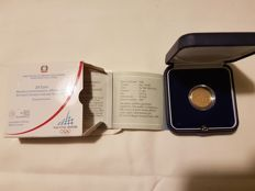 Italy - 20 Euro 2006 - Winter Olympics of Turin - Third mintage - Gold