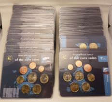 Slovakia - Year packs Euro coins 2009 (50 pieces)