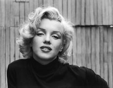 Alfred Eisenstaedt/Getty Images/The LIFE picture collection - Marilyn Monroe, 1953