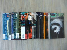 Death: The High Cost of Living (with 2 versions of # 3) and various other Death limited series and 1 one-shot plus various complete Vertigo limited series - 60x sc (1993-2000)
