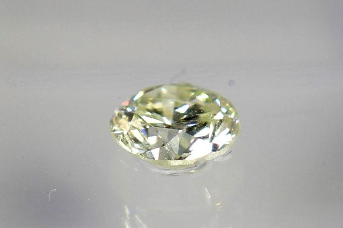 AIG Diamond - 0.11 ct - N, SI1 - * NO RESERVE PRICE *