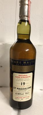 St Magdalene 19 years old 1979 Rare Malts Selection
