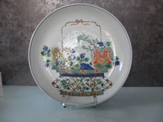 Teller China Kangxi Periode 1663 - 1722