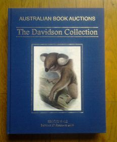 Catalogue: The Davidson Collection. Australian and Pacific Voyages and Travels from the Library of Mr. Rodney Davidson, A.O, O.B.E.  – 2006