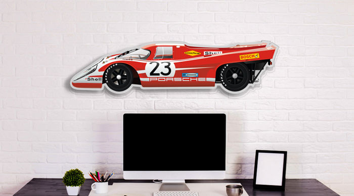 Decoratief object - SL-Halmo Collection Porsche 917