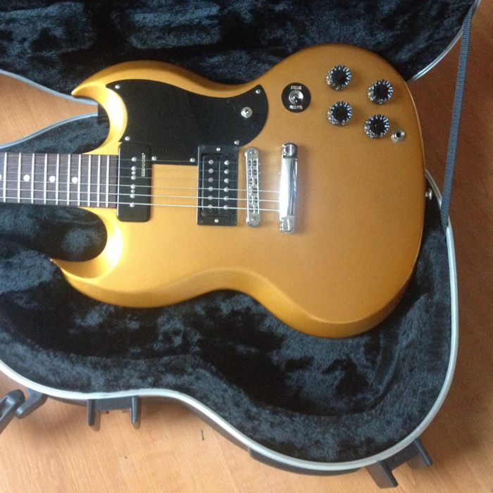 Electric guitar Gibson SG Futura model 2014 made in USA 120th anniversary