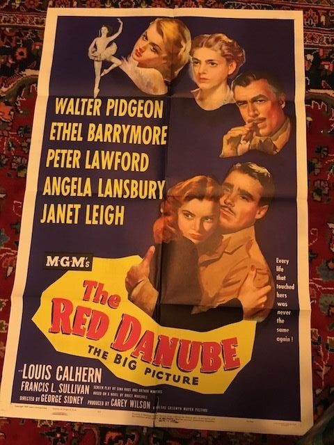 The Red Danube (George Sidney) - 1949