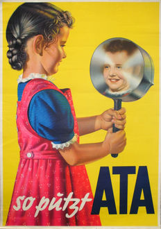 Anonymous - ATA cleaning agents (Henkel / Persil) - 1930