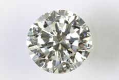 AIG Diamond – 0.37 ct – G, VS2 – Excellent Cut