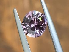Spinel - purple - 1.07 ct