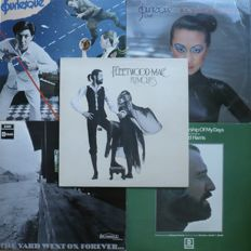 1970's Rock, Pop, Symphonic and more - Lot of 20 albums, incl. some special editions (various labels 1967-1982) - various countries of press