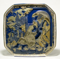 Bjorn Winblad for Rosenthal - Christmas plate - The prodigal son