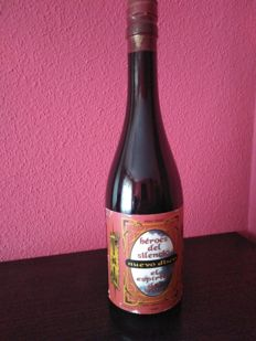 Wine Bottle: Héroes del silencio