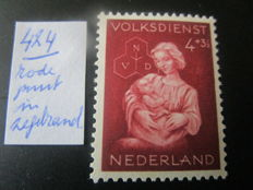 The Netherlands - More than 200 plate errors and deviations