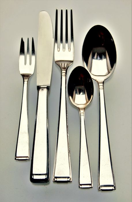 Bauhaus Utensils Auerhahn - 36-piece di...