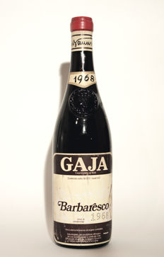 1968 Gaja Barbaresco - 1 bottle (75cl)