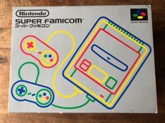 Nintendo Super Famicon - boxed