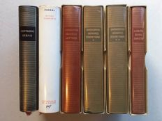 Bibliothèque de la Pléiade; Lot with 6 volumes - 1950 / 1978
