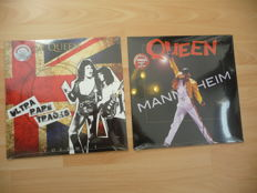 Queen - 2 limited LP's - Only 150 copies each