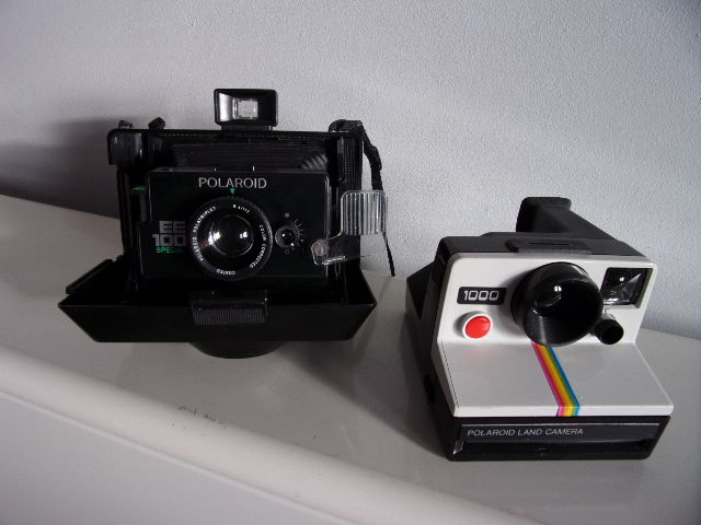 polaroid ee 100 special 1977 polaroid land camera 1000 1977 catawiki. Black Bedroom Furniture Sets. Home Design Ideas