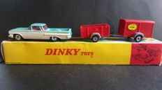 "Dinky Toys - Scale 1/43 - Chevrolet ""El Camino"" with 2 trailers No.448"